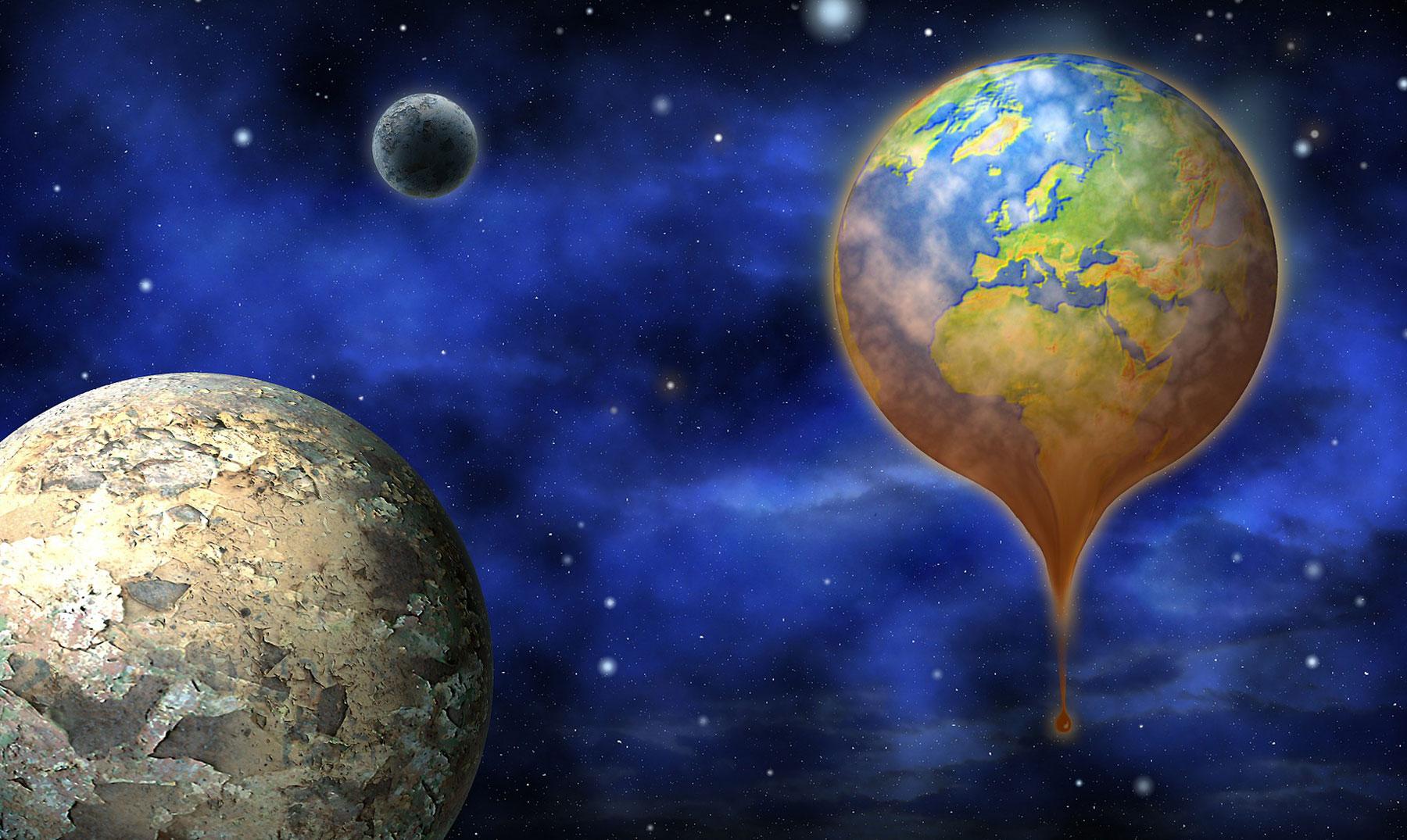 ¿Cómo disminuir el calentamiento global?