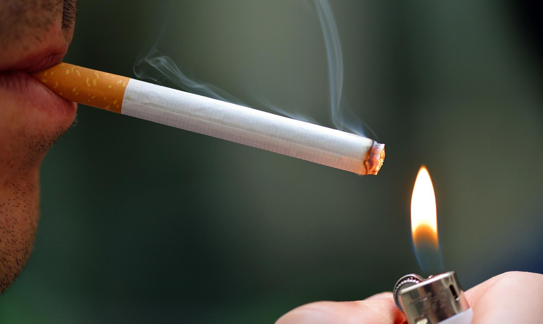 Trucos naturales para dejar de fumar