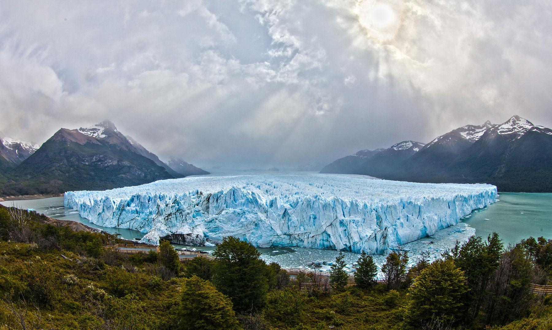 Argentina, un país de bellezas heladas