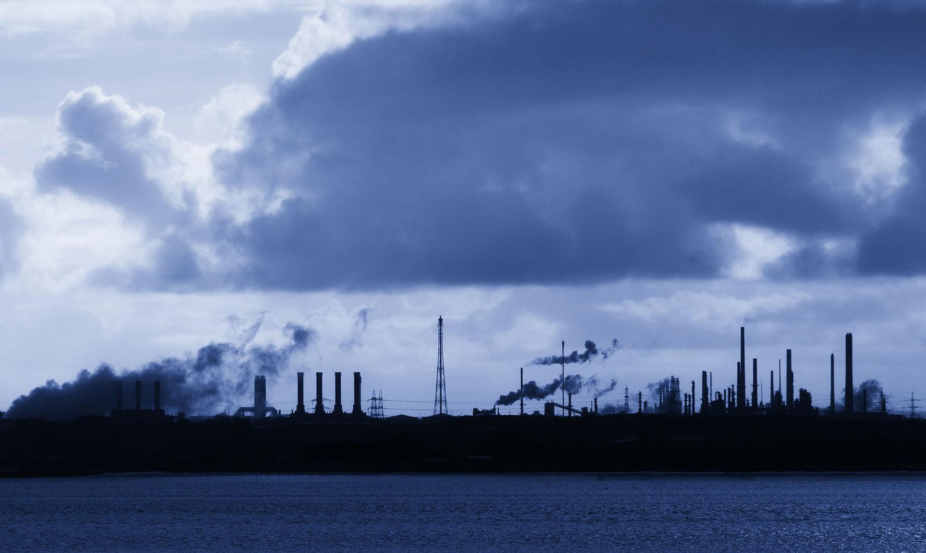¡Casi 300 años de contaminación!