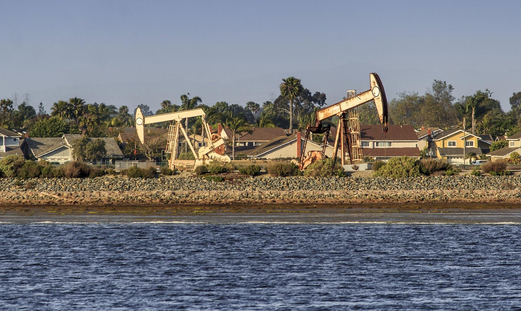 Triste impacto de los derrames de petróleo