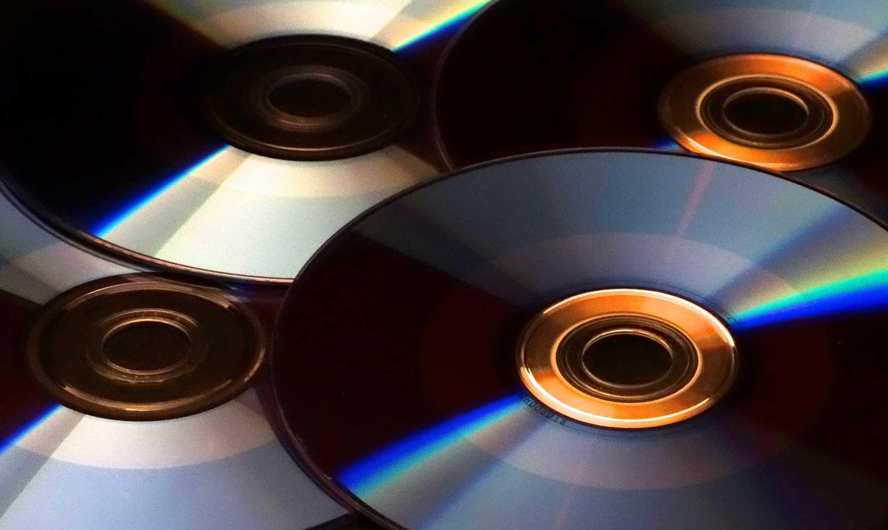 Grandes ideas para reciclar tus CD y DVD