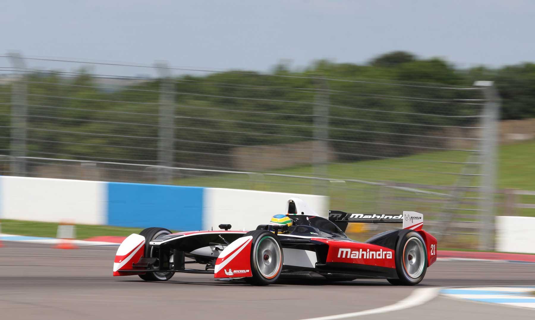 Fórmula E: automovilismo ecológico