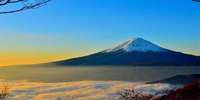 Volcán Monte Fuji