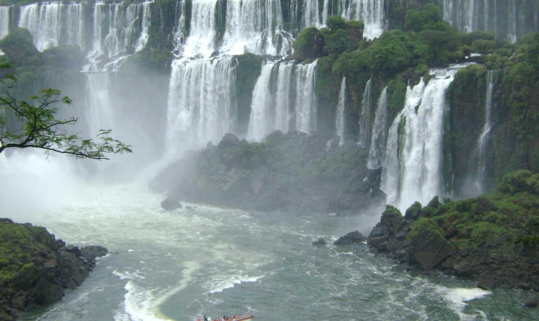 Conoce la mayor reserva de agua en el mundo