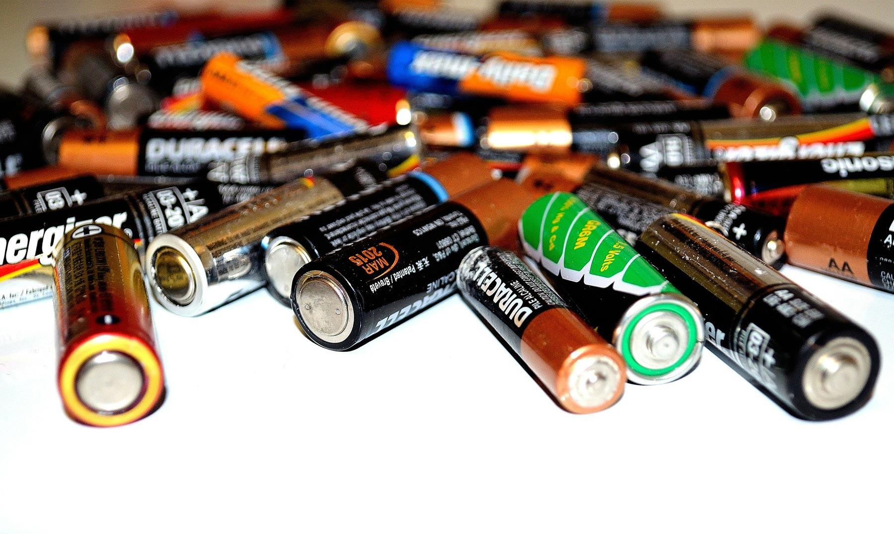 Baterías: gran invento, pero contaminante