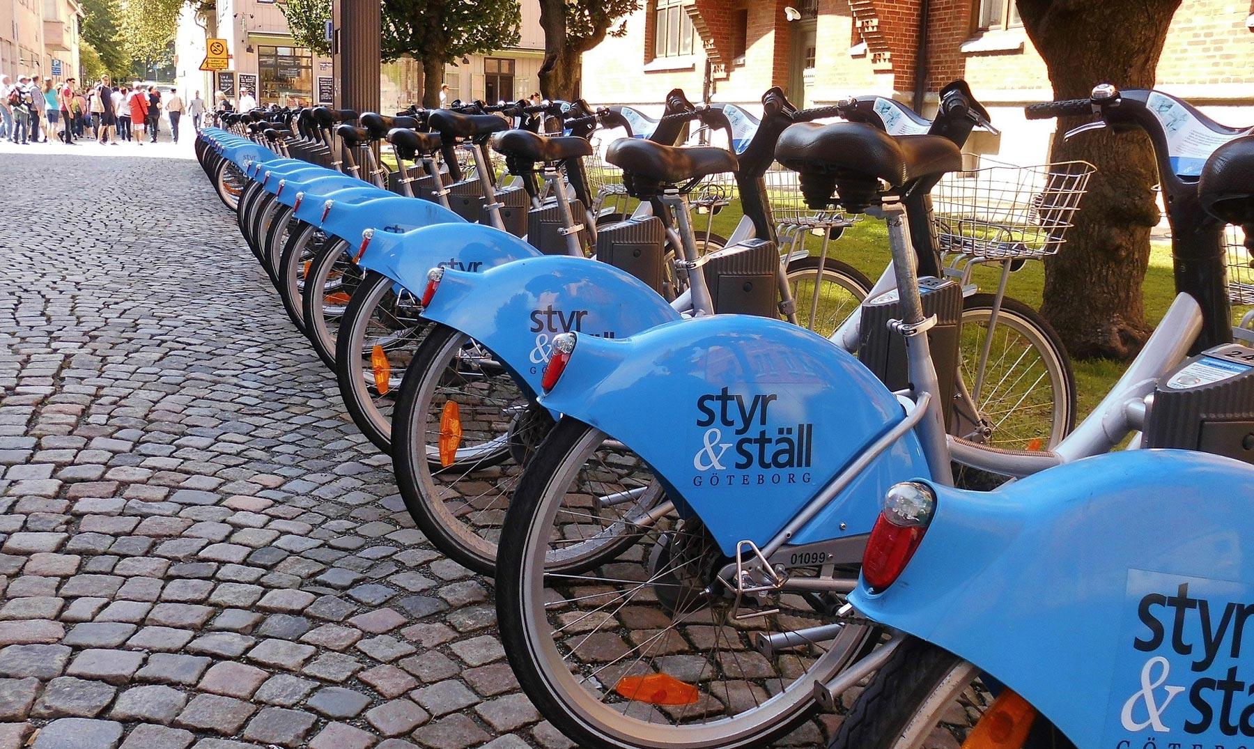 Negocios en bicicleta, una buena opción