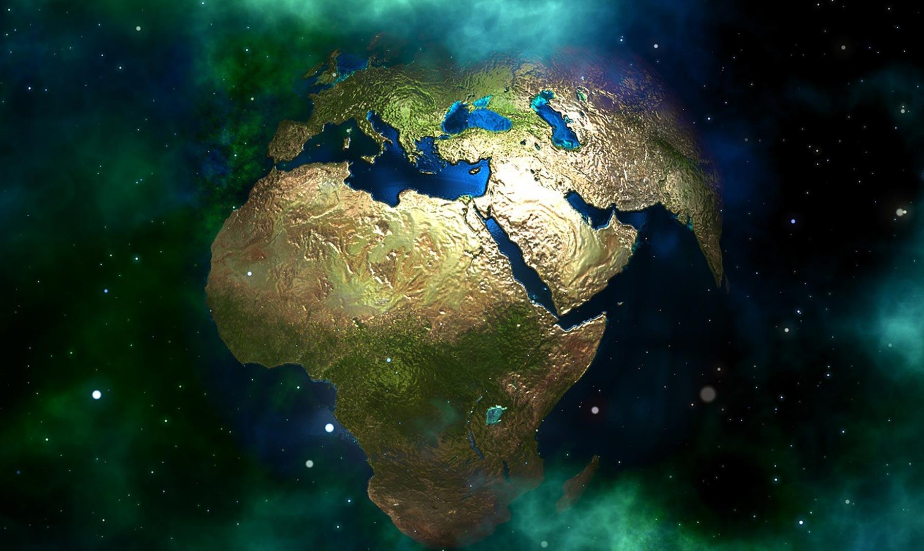 ¿Nuestro planeta se revela?