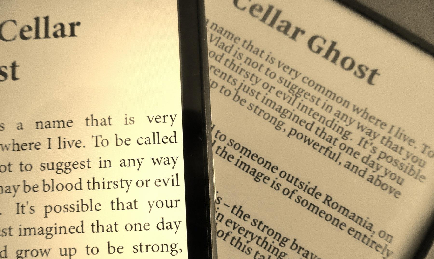 E-books: ¿leer no siempre es sano?
