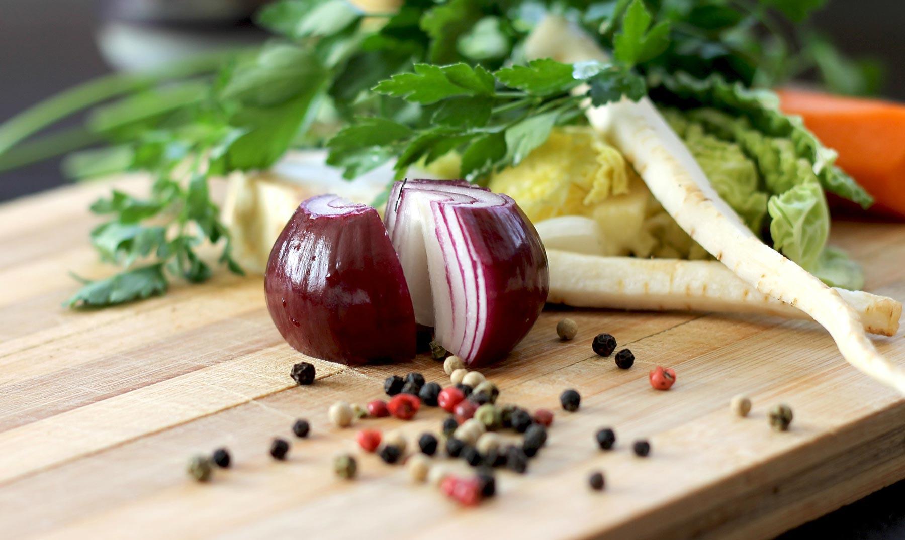 Alivia tu catarro con cebolla