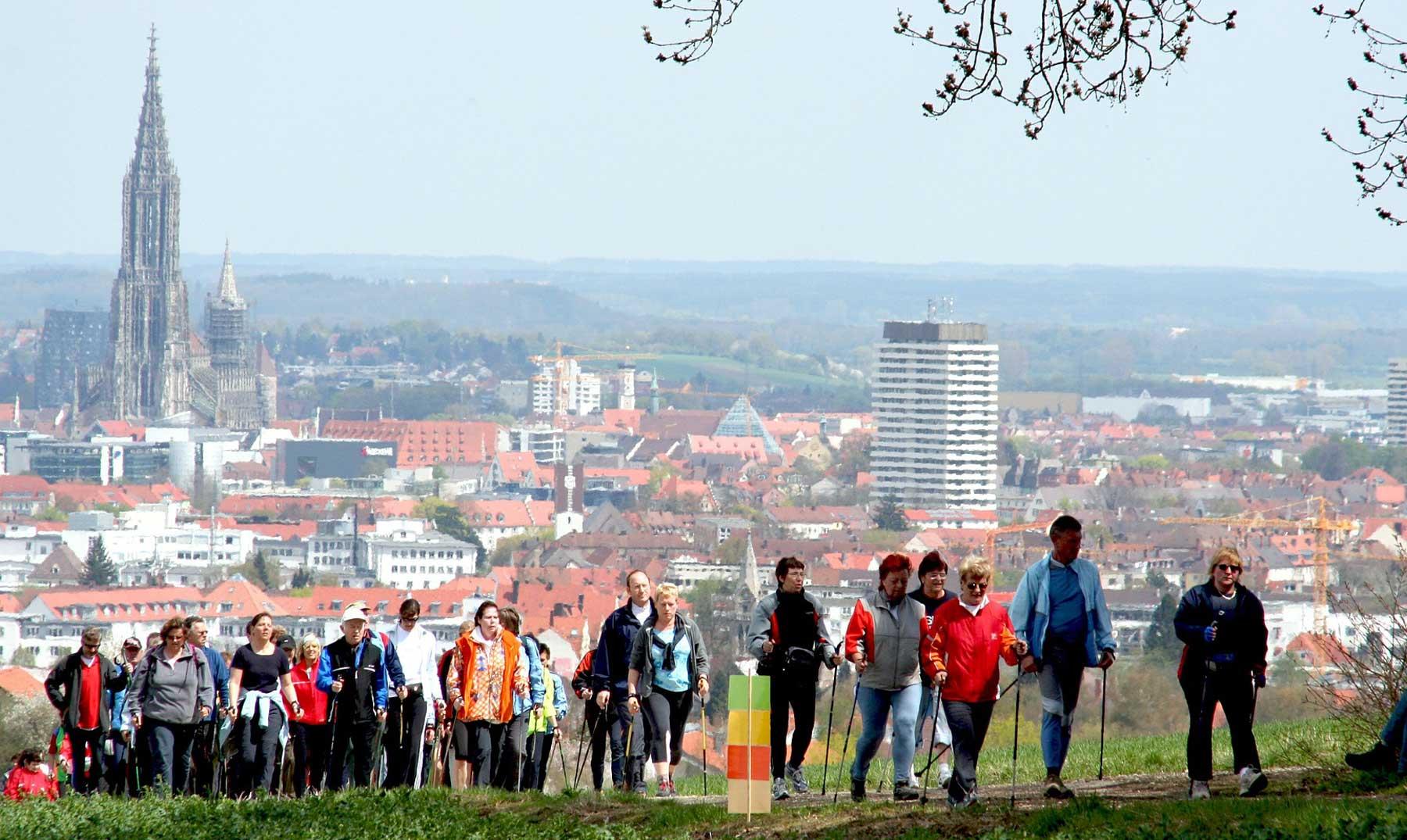 Nordic walking: un deporte fuera de serie
