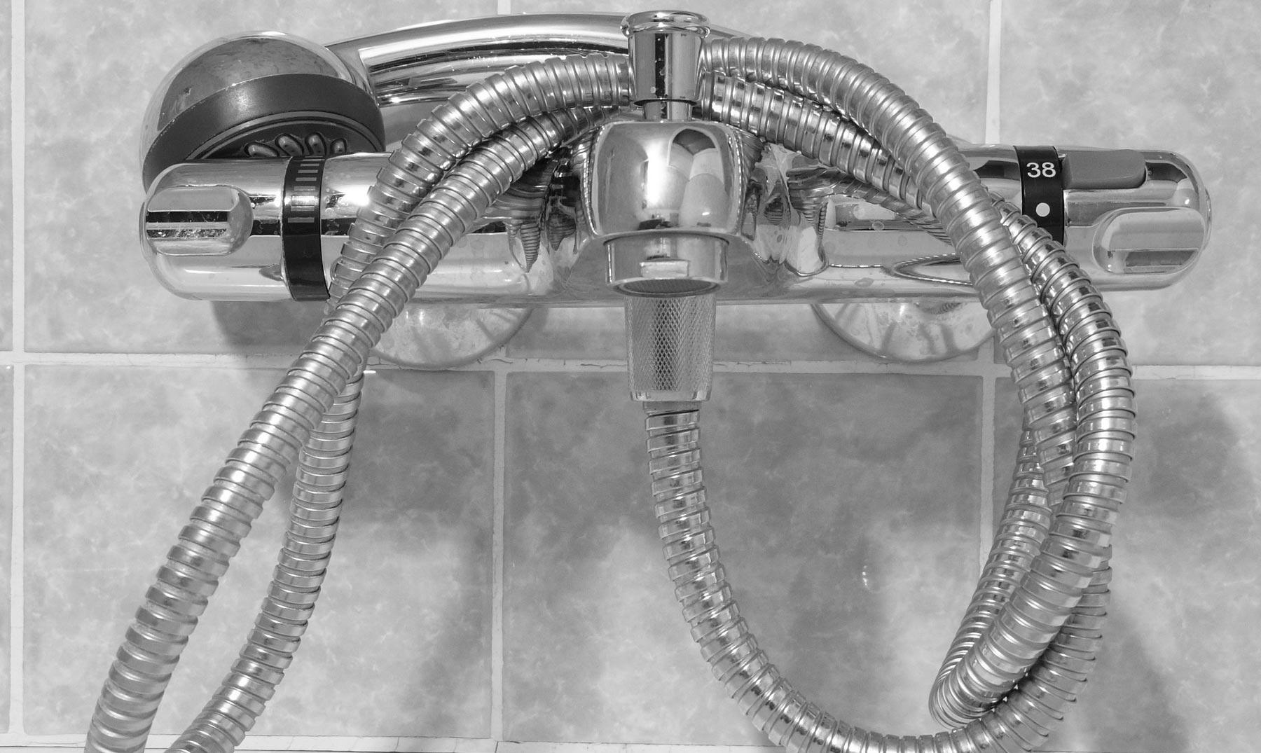 Gastar menos agua en la ducha es posible