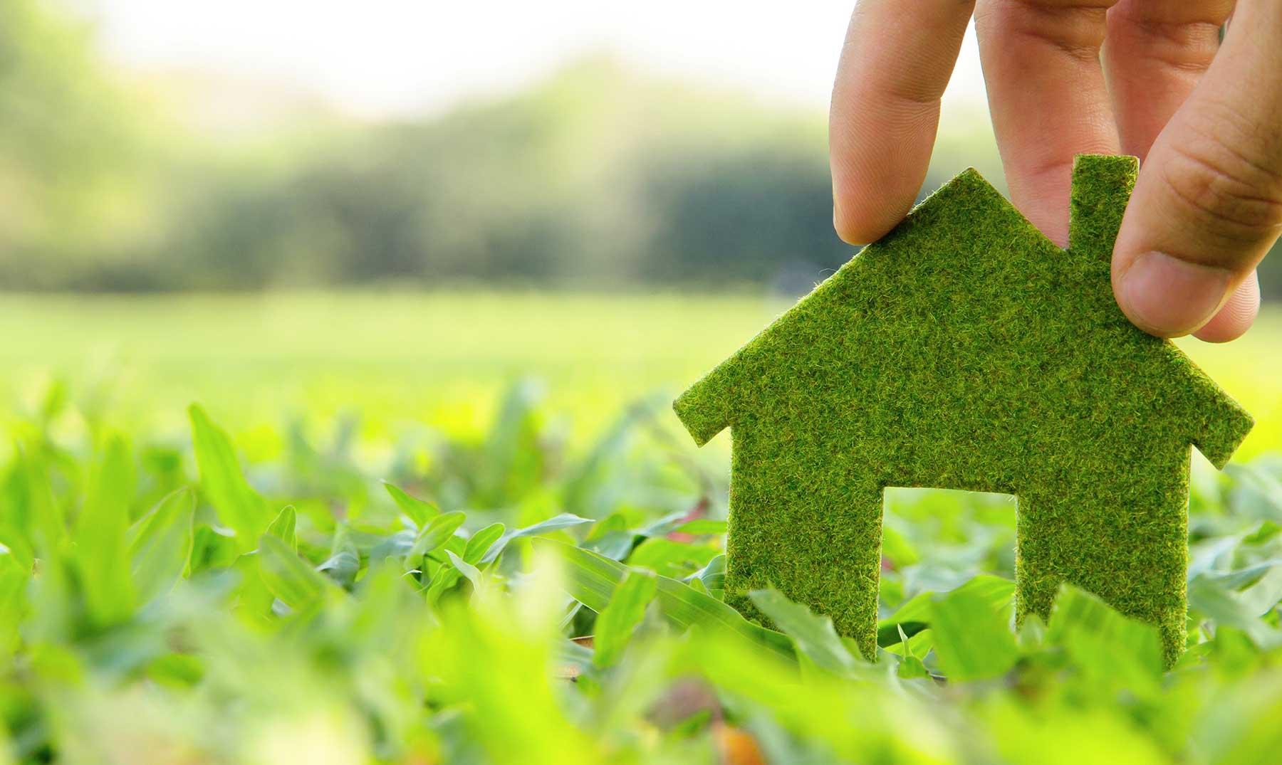 4 tecnologías para tu propio hogar ecológico