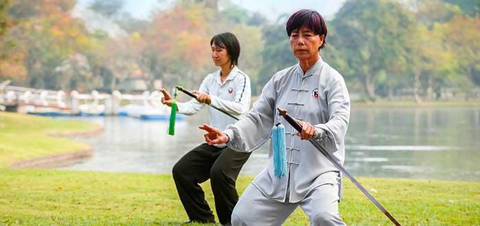 ¿Sabes qué es el Chi Kung?