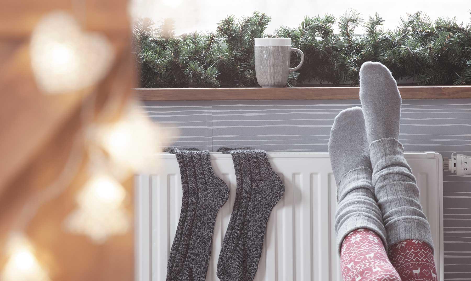 ¡Caliéntate y enfríate ecológicamente!