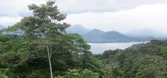 Catemaco lago