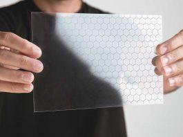 El grafeno increíble y versátil material