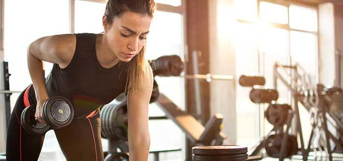 Más beneficios de los ejercicios de fuerza