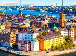 Suecia, líder en desarrollo sostenible