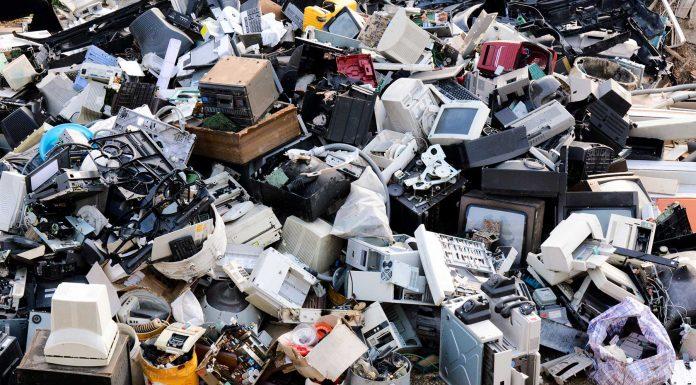 Nueva amenaza ecológica: la basura electrónica