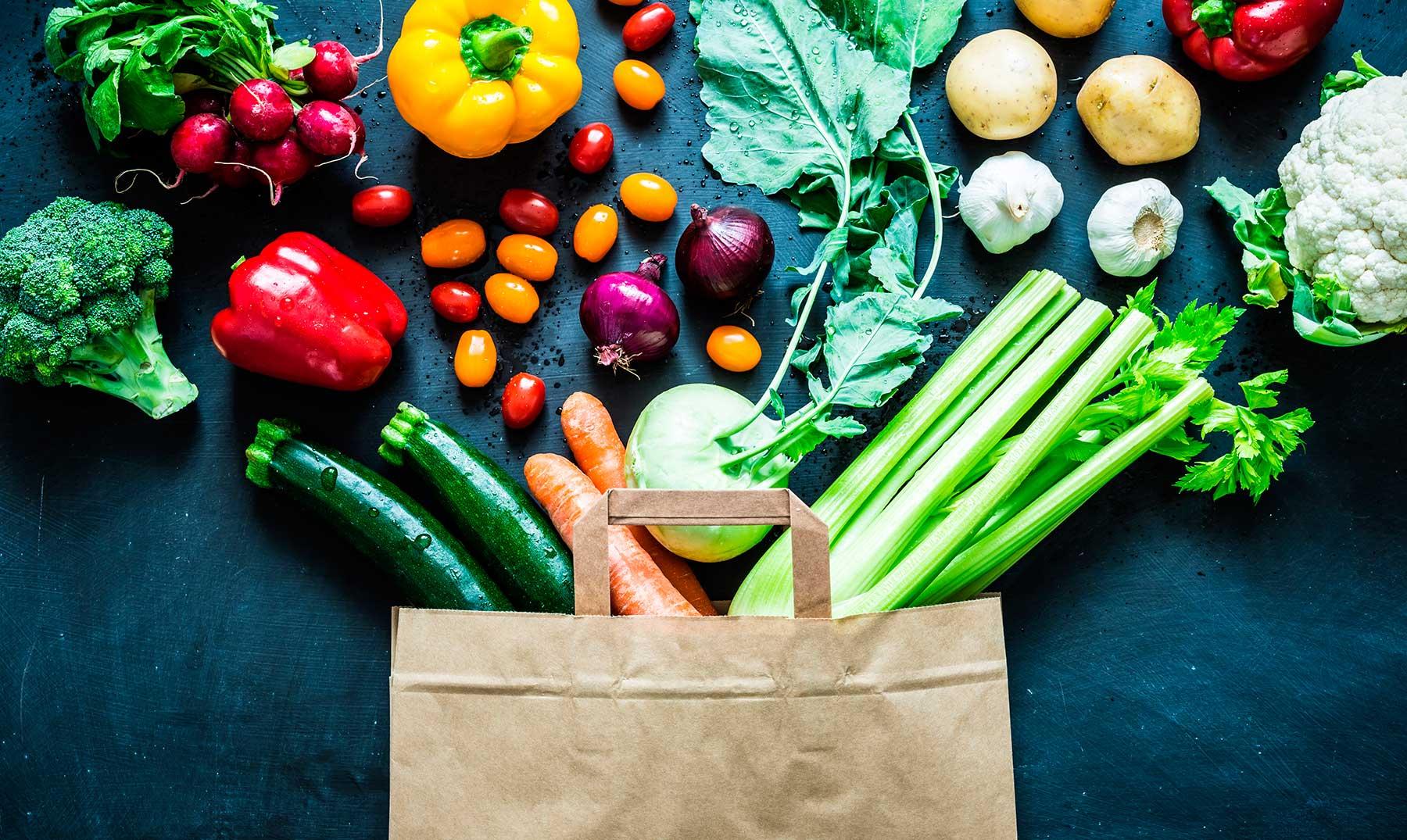 Alimentos ecológicos | 5 Beneficios que debes conocer
