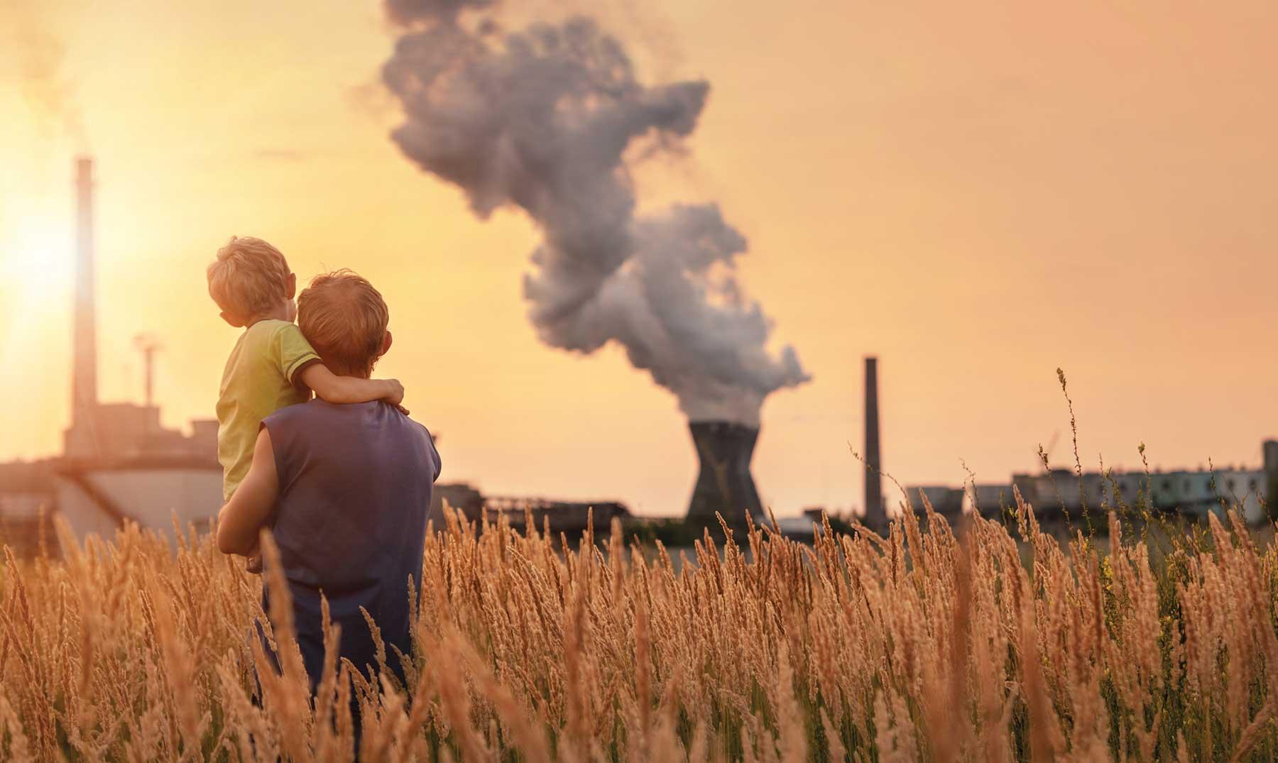 ¿Cómo reducir la contaminación ambiental?