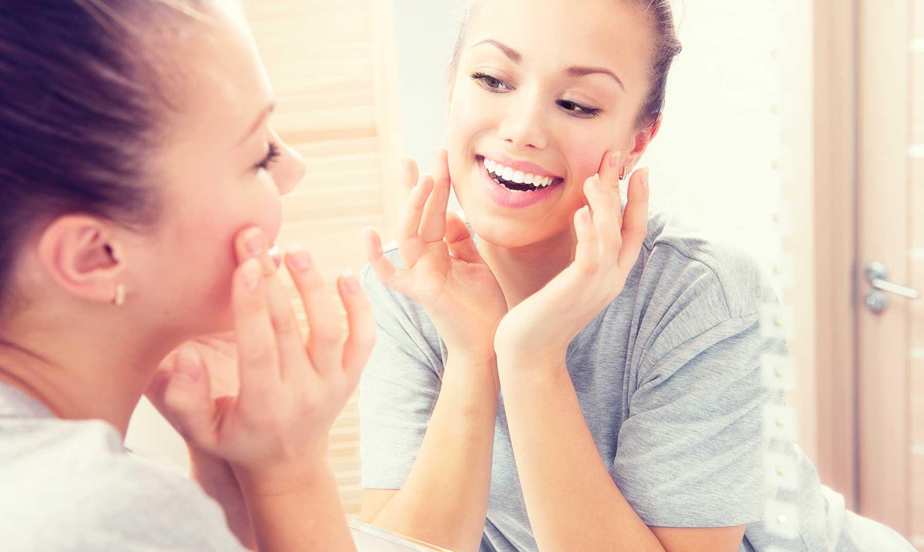 5 Formas de lucir una piel saludable de manera duradera y gastando poco dinero
