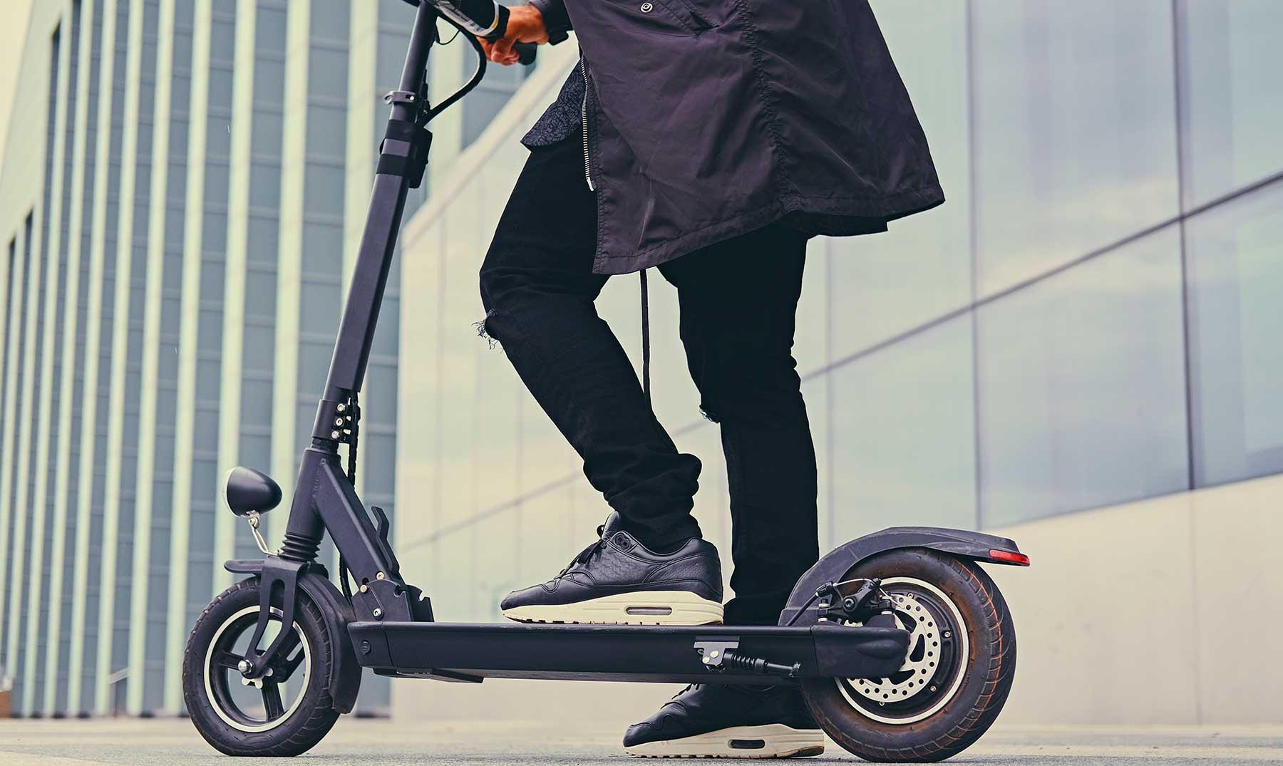 La alternativa ecológica del presente: los patinetes eléctricos