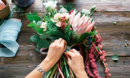 Sorprende a tus amigos y seres queridos con flores a domicilio