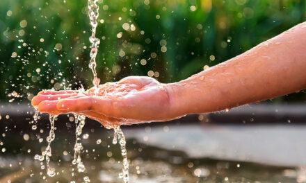 El agua es un recurso que se debe aprender a valorar