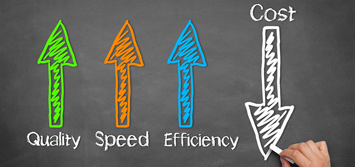 ¿Cómo reducir los costos en los procesos de producción de las pymes? 2
