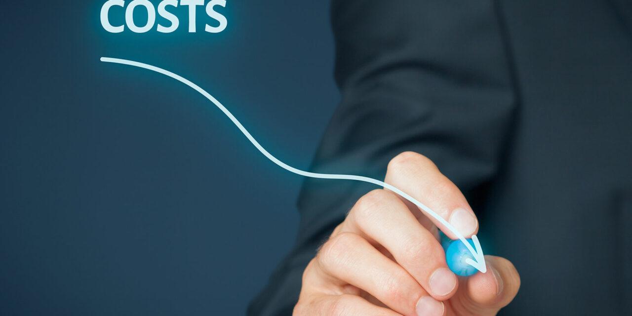 ¿Cómo reducir los costos en los procesos de producción de las pymes?